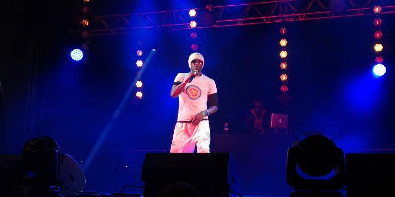 ABOO AFRHIPOP, musicien Rap en représentation à Yvelines - photo de couverture n° 3