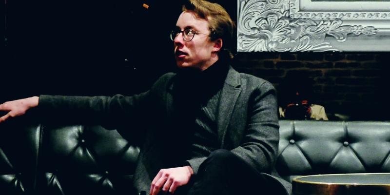 David James Murphy , musicien Chanteur en représentation - photo de couverture n° 1