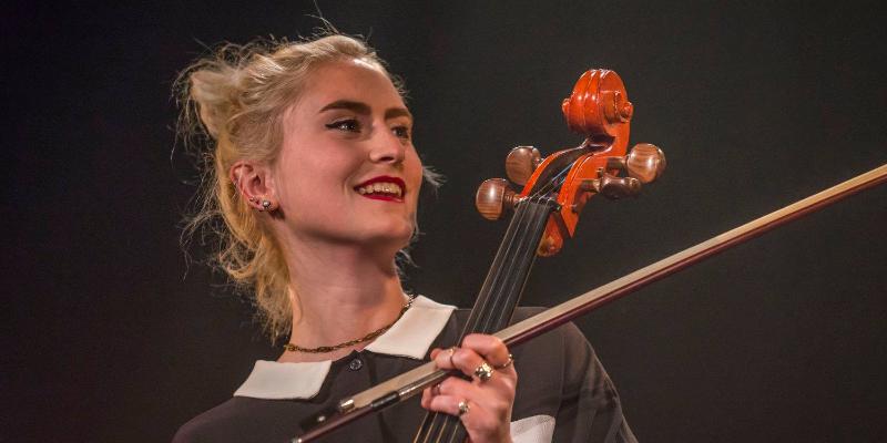 Marion Elan Trigo, musicien Chanteur en représentation à Paris - photo de couverture n° 1
