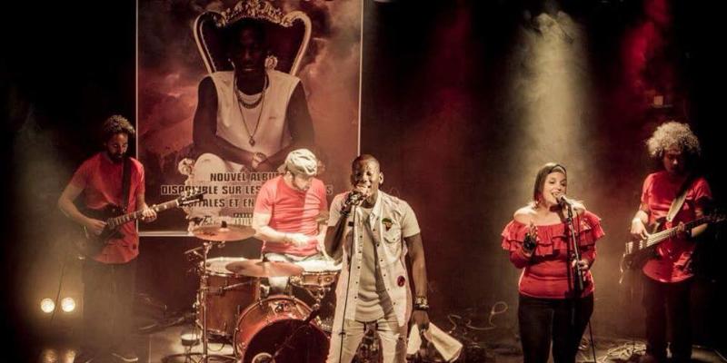 Fighter226, groupe de musique Rap en représentation - photo de couverture n° 1