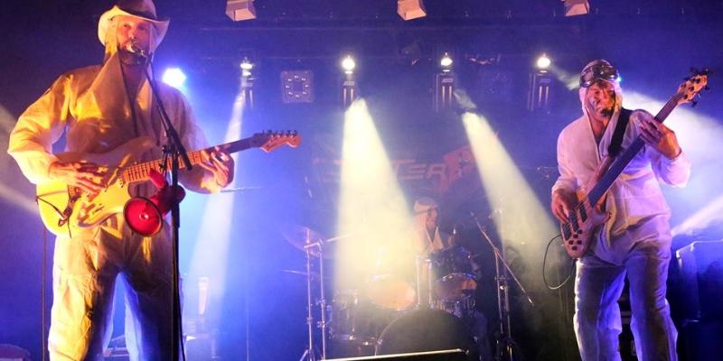 Buster SpaceRock, groupe de musique Rock en représentation - photo de couverture n° 1
