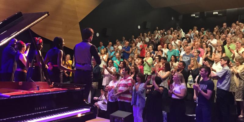 Gospel Soul Celebration, groupe de musique Gospel en représentation à Hérault - photo de couverture n° 3