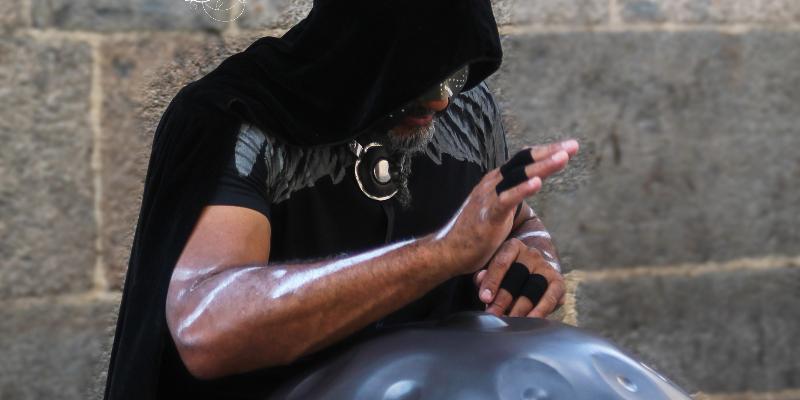 Körrus, musicien Ambient en représentation à Ille et Vilaine - photo de couverture n° 1