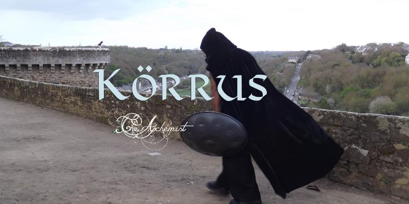 Körrus, musicien Ambient en représentation à Ille et Vilaine - photo de couverture n° 2
