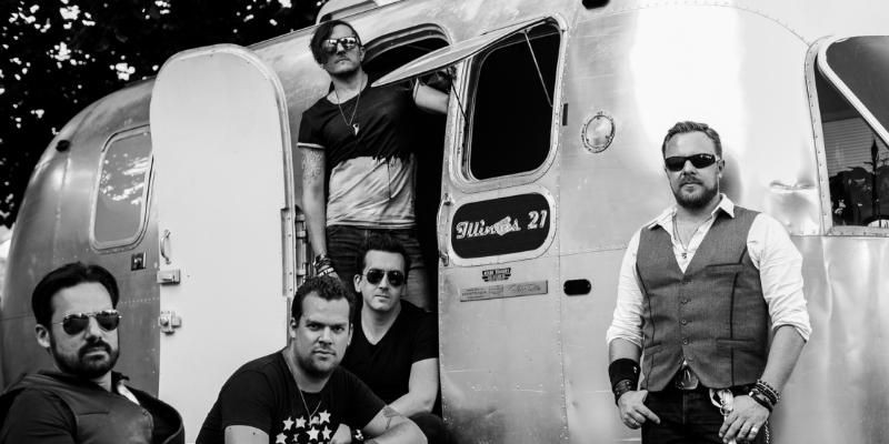 Hell Of A Ride, groupe de musique Métal en représentation - photo de couverture n° 3