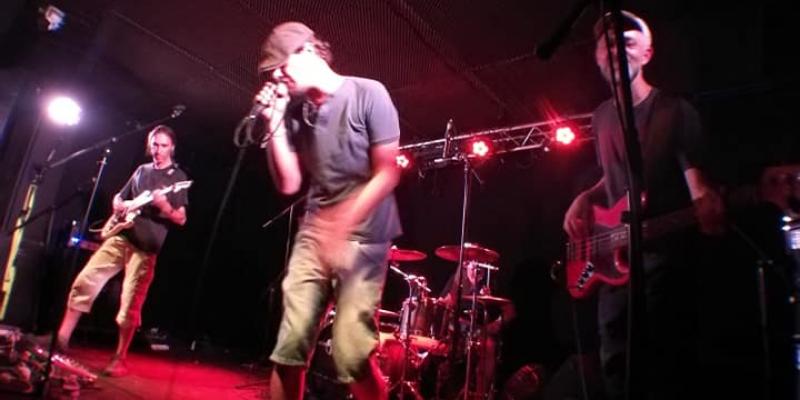 Walter pink, groupe de musique Rock en représentation - photo de couverture