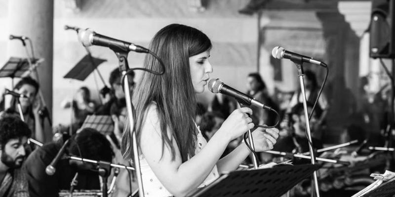 Chiara Di Gleria & Margherita Gruden, musicien Jazz en représentation à Paris - photo de couverture n° 2