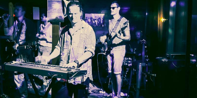 Boulevard des Allonges, groupe de musique Rock en représentation - photo de couverture n° 1