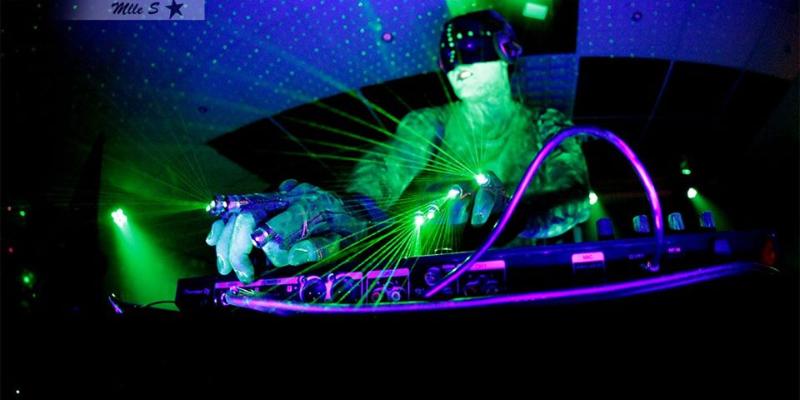 Pamlee, DJ Dj en représentation à Loire Atlantique - photo de couverture n° 2