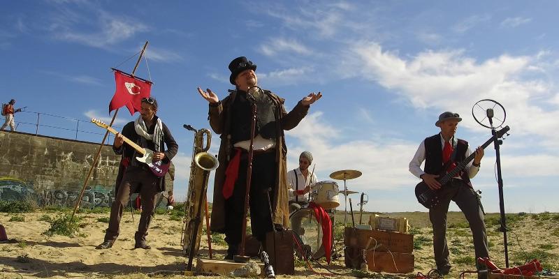 Ctesibius Crew, groupe de musique Rock en représentation à Hauts de Seine - photo de couverture n° 2