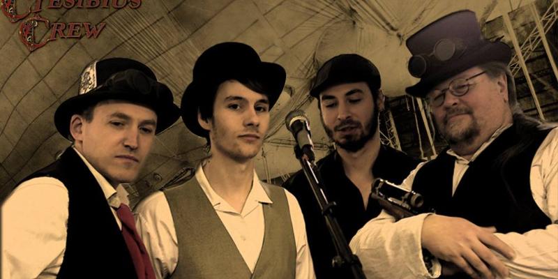 Ctesibius Crew, groupe de musique Rock en représentation à Hauts de Seine - photo de couverture n° 3