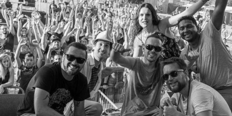 Grezou, groupe de musique Hip-Hop en représentation - photo de couverture n° 3