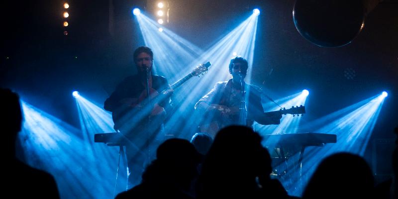 Lemon Preachers, groupe de musique Pop en représentation - photo de couverture n° 1