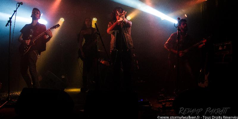 Stormy, groupe de musique Métal en représentation - photo de couverture n° 1
