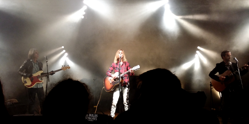 Alexandra Cherrington, groupe de musique Chanteur en représentation à Aude - photo de couverture n° 1