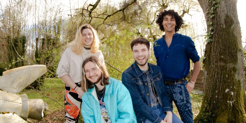ENTROPIE, groupe de musique Rock en représentation à Paris - photo de couverture n° 1