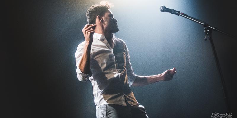 Jessey JC, musicien Chanteur en représentation à Hauts de Seine - photo de couverture n° 1