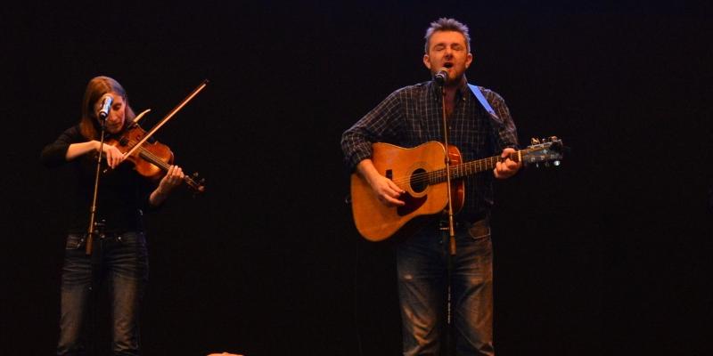 The Downtown Merrylegs, musicien Folk en représentation - photo de couverture n° 3