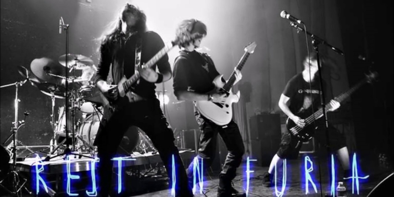 Rest In Furia, groupe de musique Métal en représentation à Val d'Oise - photo de couverture