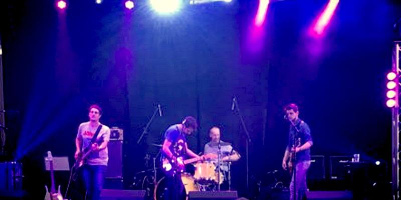 The Maryleens, groupe de musique Rock en représentation - photo de couverture n° 1
