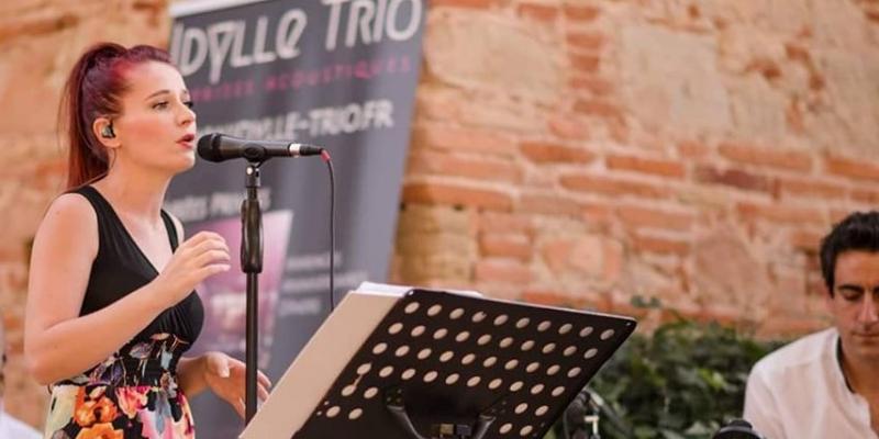 Idylle Trio, groupe de musique Pianiste en représentation à Haute Garonne - photo de couverture n° 2