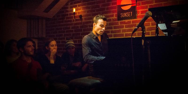 Thomas Mayeras, musicien Pianiste en représentation à Loire Atlantique - photo de couverture n° 3