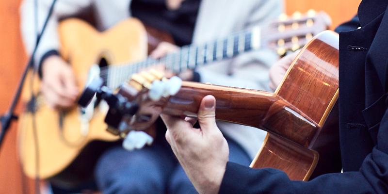 Dyslexic Swing & The Silent..., groupe de musique Guitariste en représentation à Paris - photo de couverture n° 1