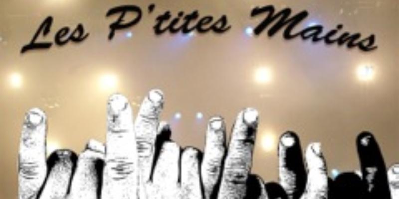 Les P'tites Mains, groupe de musique Rock en représentation - photo de couverture n° 1