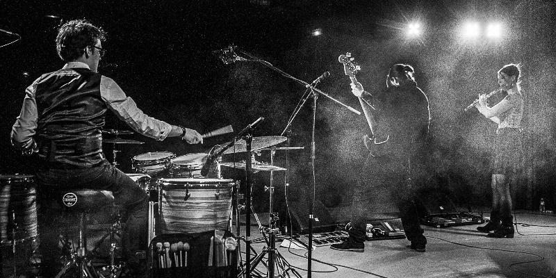 Jammerz Trio, groupe de musique Jazz en représentation à Calvados - photo de couverture