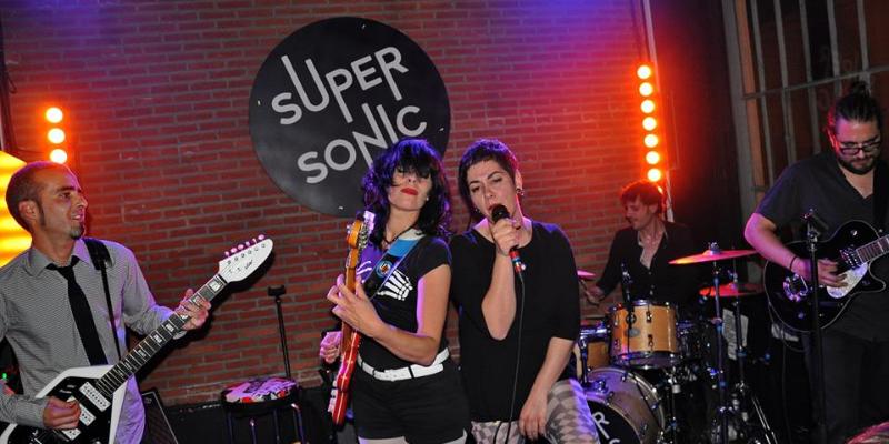Shupa, groupe de musique Rock en représentation - photo de couverture n° 2