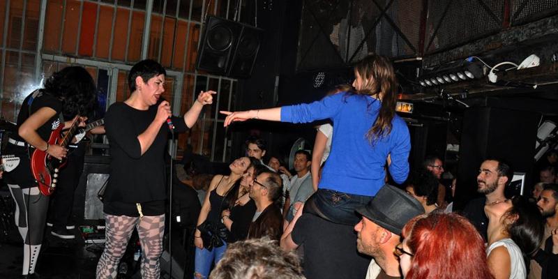 Shupa, groupe de musique Rock en représentation - photo de couverture n° 3