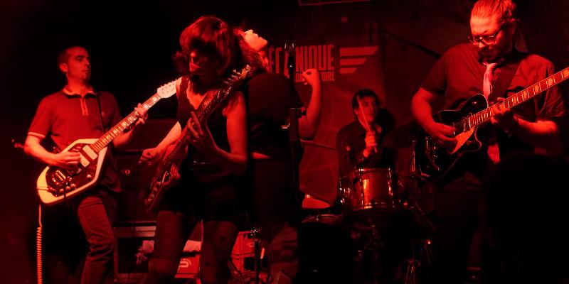 Shupa, groupe de musique Rock en représentation - photo de couverture n° 1