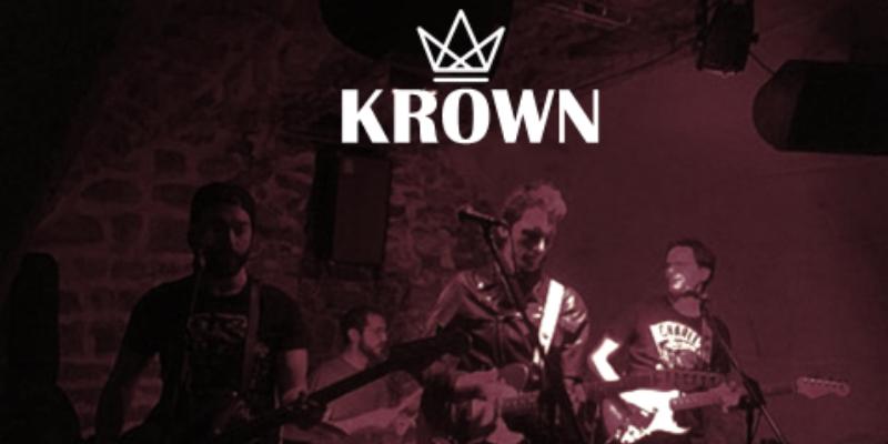 Krown, groupe de musique Rock en représentation - photo de couverture n° 2
