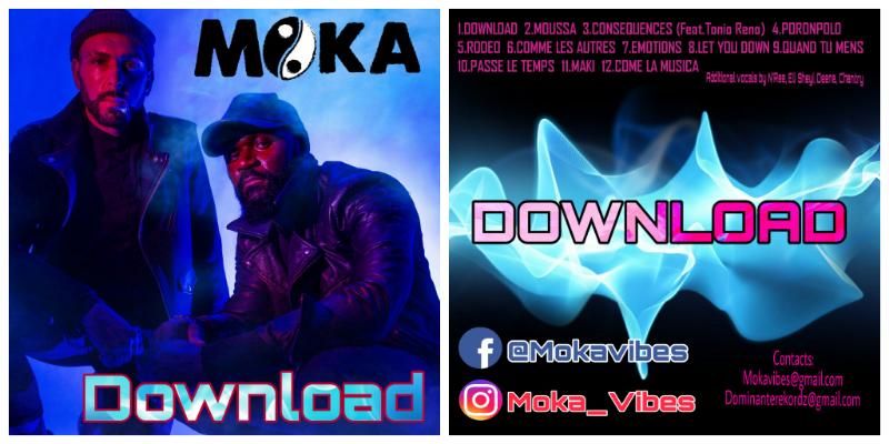 Moka, groupe de musique Soul en représentation - photo de couverture