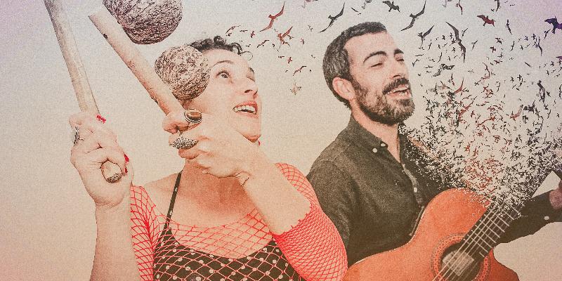 French song del mundo, musicien Chanteur en représentation à Ille et Vilaine - photo de couverture n° 3