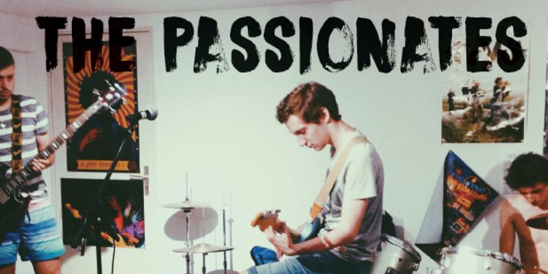 The Passionates , groupe de musique Rock en représentation - photo de couverture n° 2