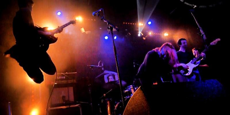 The Starchilds, groupe de musique Rock en représentation à Val de Marne - photo de couverture n° 2