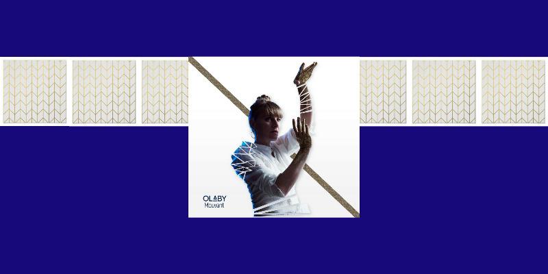 Olaby, musicien Chanteur en représentation - photo de couverture