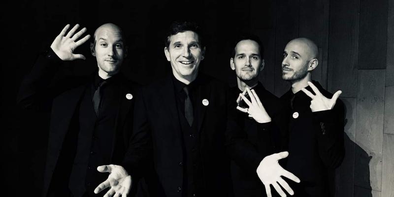 Fourmix - Barbershop Quartet, groupe de musique Chanteur en représentation à Hauts de Seine - photo de couverture