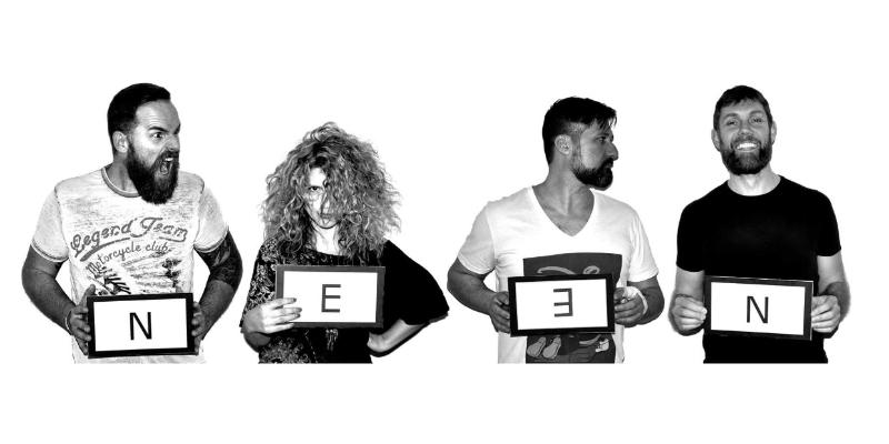 NE3N, groupe de musique Rock en représentation - photo de couverture n° 2