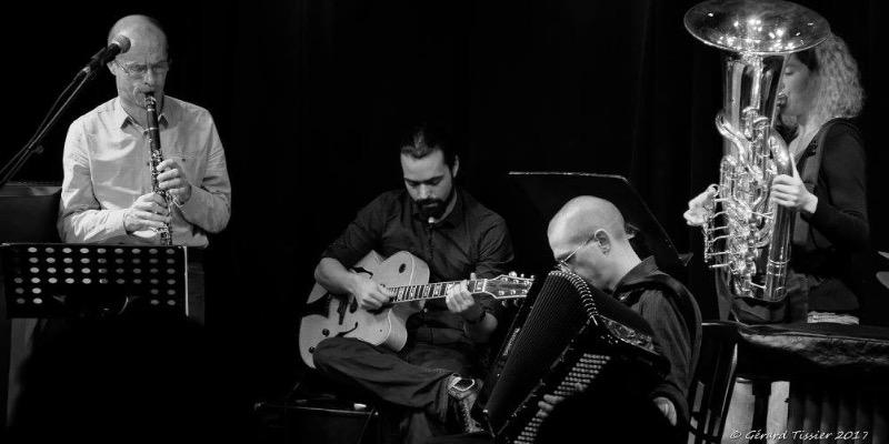Jazz & Java Quartet, groupe de musique Jazz en représentation à Bouches du Rhône - photo de couverture n° 1