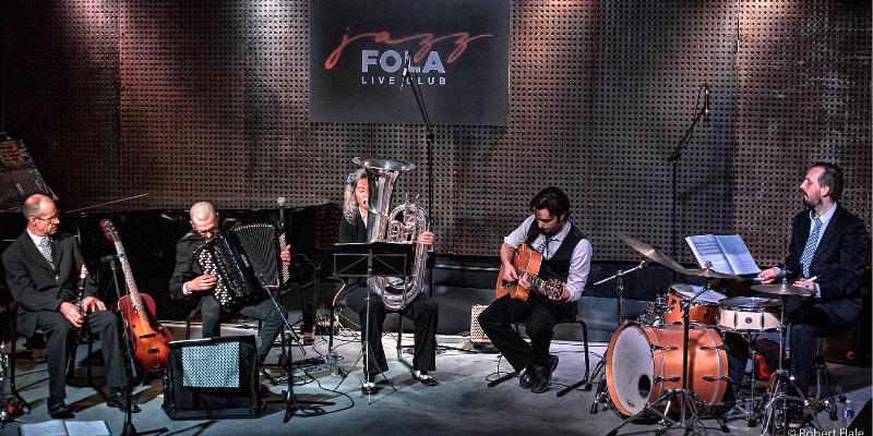 Jazz & Java Quartet, groupe de musique Jazz en représentation à Bouches du Rhône - photo de couverture n° 2