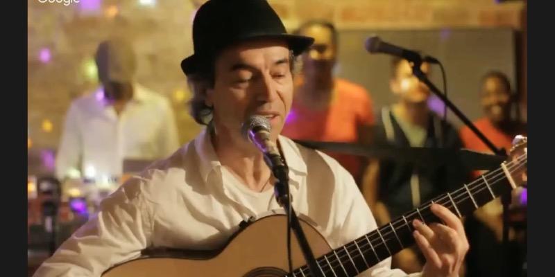 eskélis, musicien Chanteur en représentation - photo de couverture n° 1