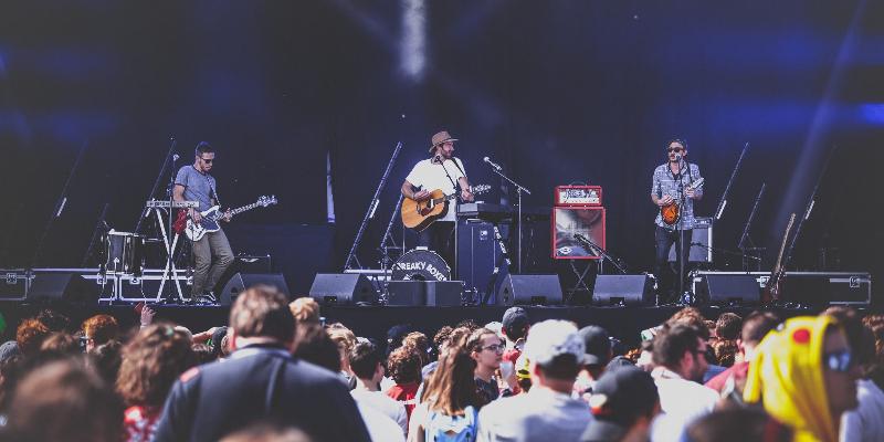 Breaky Boxes, groupe de musique Pop en représentation à Seine Maritime - photo de couverture n° 1
