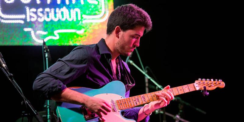 Jean-Baptiste Hardy, groupe de musique Guitariste en représentation à Paris - photo de couverture n° 3