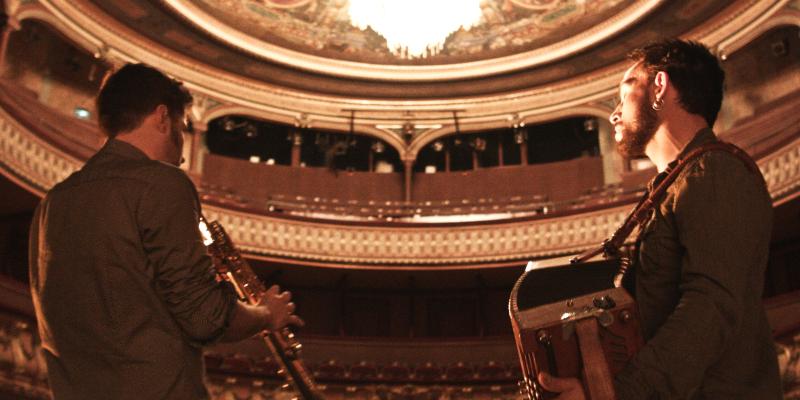 Gazag, musicien Jazz en représentation à Finistère - photo de couverture n° 1