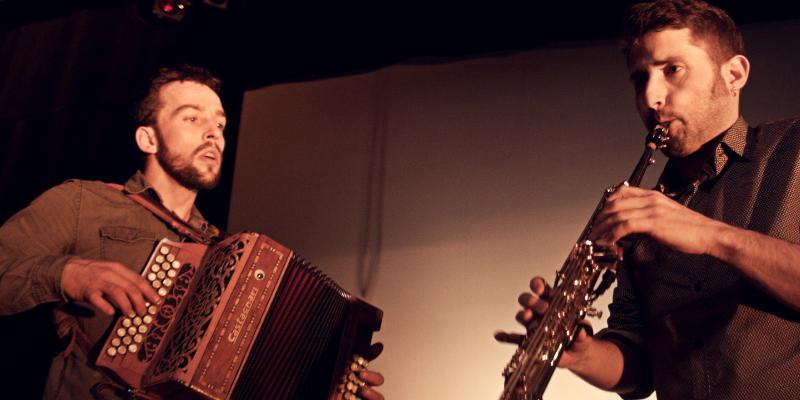 Gazag, musicien Jazz en représentation à Finistère - photo de couverture n° 2