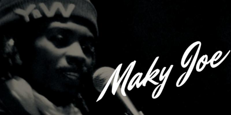 Maky Joe , musicien Reggae en représentation - photo de couverture n° 1