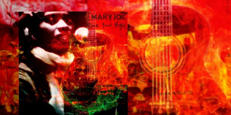 Maky Joe , musicien Reggae en représentation - photo de couverture n° 2