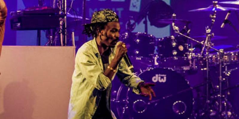 Maky Joe , musicien Reggae en représentation - photo de couverture n° 3